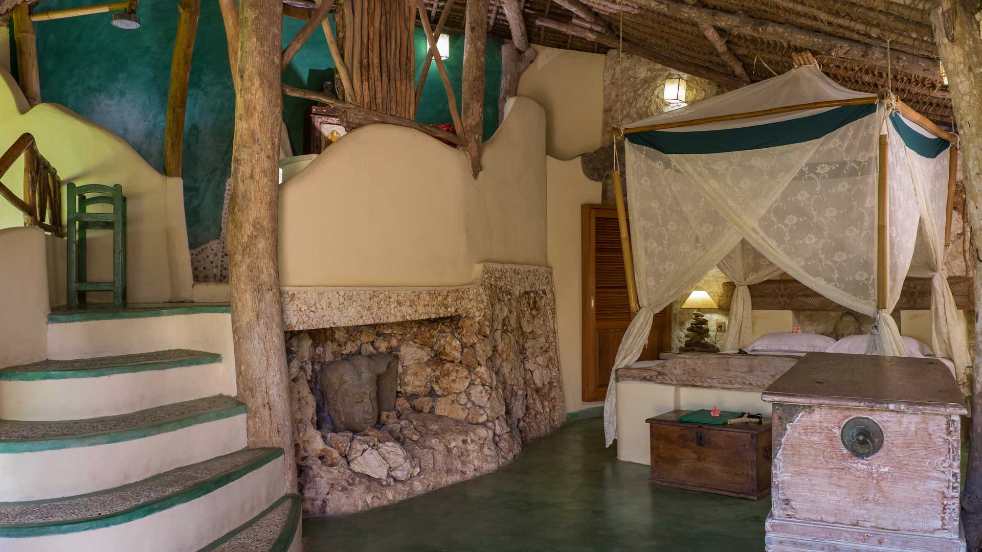 The Coral Cave Suite 2